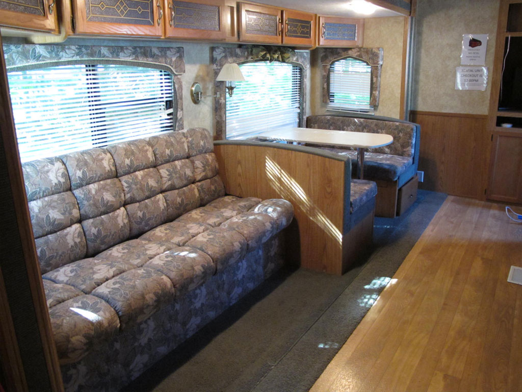 Travel Trailer 5 Interior