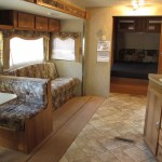 Travel Trailer 8 Interior