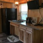 Smokey Hollow Deluxe Cabin ADA Kitchen